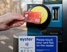 TFL introduces contactless payment across its network