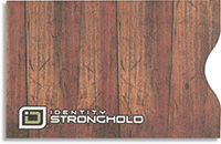 Redwood Wood Look Secure Sleeve