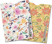 Floral Collection Passport Sleeve (pack of 2)