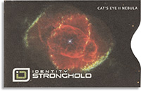 Cat's Eye II Nebula Secure Sleeve