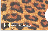 Leopard Secure Sleeve