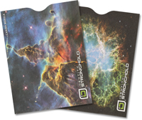 Nebula Collection Passport Sleeve (pack of 2)