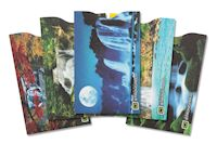 Waterfall Collection Secure Sleeve (pack of 5)
