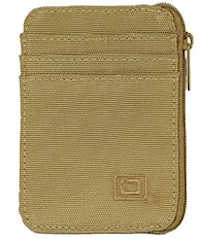 Sand Mini Nylon RFID Wallet