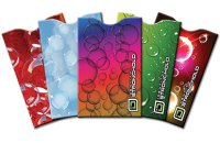 Bubbles Collection Secure Sleeve (pack of 5)