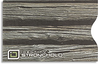 Trestle Grey Wood Look Secure Sleeve