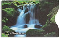 Moss Waterfall Secure Sleeve