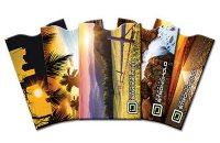Sunsets Collection Secure Sleeve (pack of 5)
